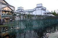 简淡素园里的视觉对话,罗中立,许江,范迪安