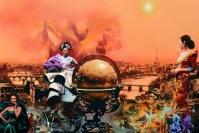 首位当代艺术家(钟飙)资产包上市,庞茂琨,张子康,赵力,鲍栋,钟飙,张大千,张达星