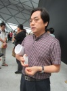 罗一平:广州三年展是一道难做的考题,王璜生,吕澎,罗一平