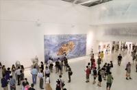 流动艺术 1.5级学术模式,彭锋,吴冠中