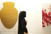 迪拜艺博会 当代艺术第四极,张洹,常青