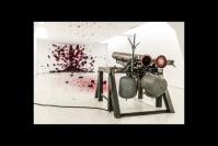 安尼施·卡普尔东欧首个展亮相基辅平丘克艺术中心,常青,Damien Hirst,Jeff Koons,村上隆,Andreas Gursky,