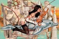 德国杰夫·昆斯双展玩新意,Jeff Koons,高雅