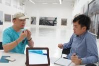 新加坡MOCA体验往事如烟,方力钧,隋建国,彭锋,邵大箴,张 新权
