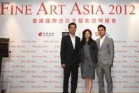 提供优质当代艺术 许剑龙谈Fine Art Asia,许剑龙,向阳