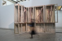 布鲁伊克终现中国,常青画廊冬季个展开幕,艾未未,贝林德•德•布鲁伊克