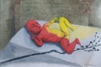 和慈善联手 艺术抗击全球饥饿,张晓刚,陈卓,王岱山,宋琨,夏彦国,陈文令,徐累,隋建国,周春芽,马军