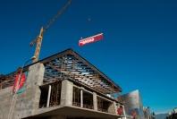 布罗德美术馆昨日在洛杉矶竣工,巴斯奎亚,杰夫•昆斯,利希滕斯坦,辛迪•舍曼