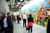"""奋进:第三届""""艺术登陆新加坡""""开幕,余德耀,村上隆,金沙,劳伦佐•鲁道夫"""
