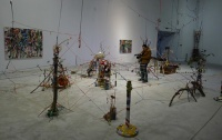 杂七杂八 金鸡湖美术馆聚焦青年艺术家,苏新平,张恩利,冯博一,雷梦婷