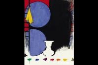 昆斯、沃霍尔作品5月义拍 支持惠特尼美术馆新馆,安迪•沃霍尔,杰夫•昆斯,塞•托姆布雷