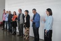 记录中国当代艺术 AAC艺术中国首展,贾蔼力,万捷,谢素贞,关予,殷双喜