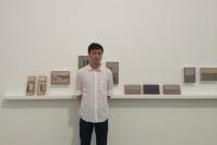 一种自然的生长状态 东站画廊展出刘晓辉个展,刘晓辉