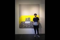 """""""非格物"""" 黄一山的绘画实验哲学,黄 一山"""