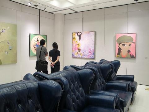 """观""""空相"""" 艺术民生俱乐部推出青年艺术家群展"""