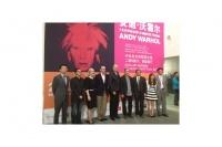 央美美术馆遇见安迪•沃霍尔,王璜生,安迪•沃霍尔,王春辰