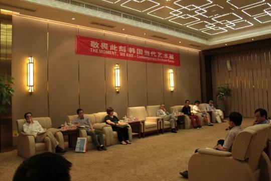尹在甲操刀 昊美术馆温州馆迎首个国际展
