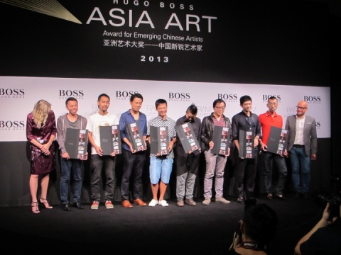 品牌新锐力量 雨果•博斯亚洲艺术奖入围艺术家群展开幕