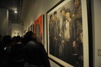 工笔画集体秀高调亮相中国美术馆