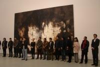 展洲国际9位中坚力量齐聚今日美术馆,彭锋,王雷
