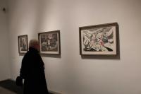 """北京空间""""喧哗或低语"""" 大时代的小绘画,于艾君,张一舟,董鹤,张一凡,李雨祗"""