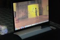 YCEA小组影像展 空的空间力推实验艺术,郑衍方,胡靖,张丽丹