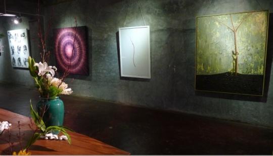 广州ART64空间:展览现场1