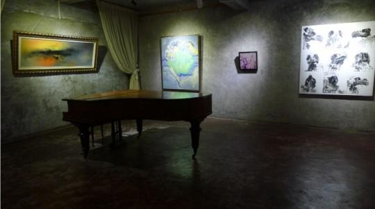 广州ART64空间:展览现场2