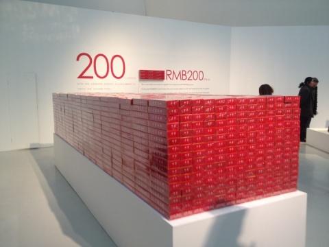康剑飞,花两百元就能收藏的中华烟盒