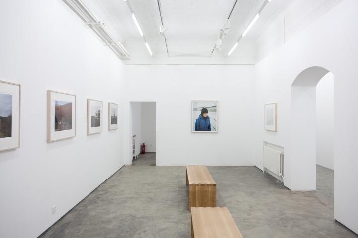 亦安画廊扩容装修后首次开放,在一层举行游莉个展