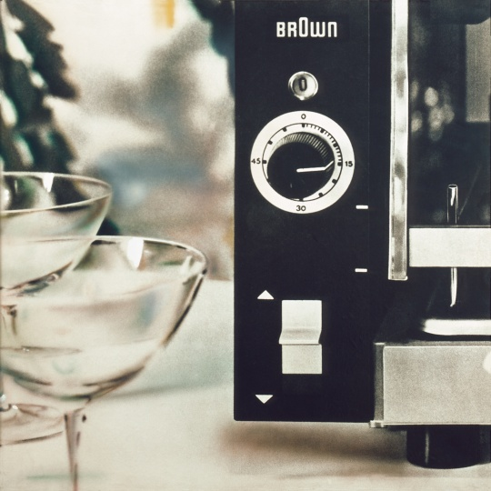 1965年作品《静物》,收藏于Museum Ludwig, Cologne / Donation Ludwig ©The estate of Richard Hamilton