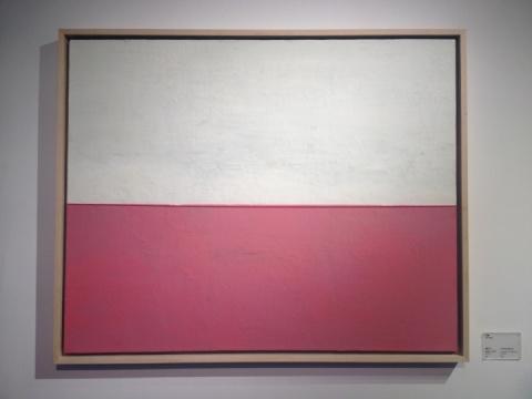 铁鹰,《画壁-03》,布面油画,24×30cm,2012