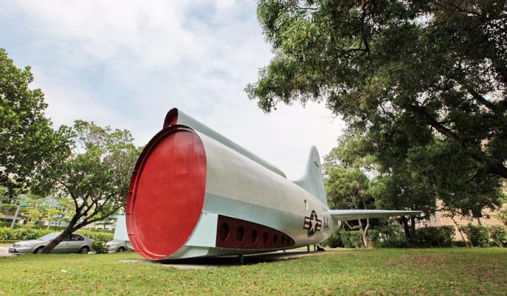 第七届深圳雕塑双年展户外作品 图片来源:OCT当代艺术中心
