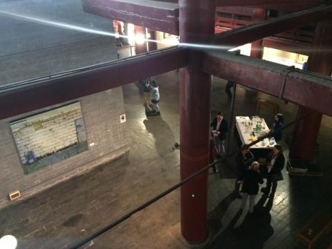 俯视红门画廊