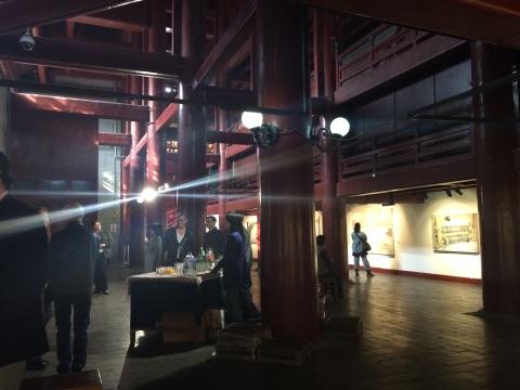 红门画廊展览现场