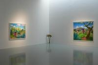 """童真的""""舞台"""" 马丹第三回个展在艾米李画廊展出,夏可君,马丹"""