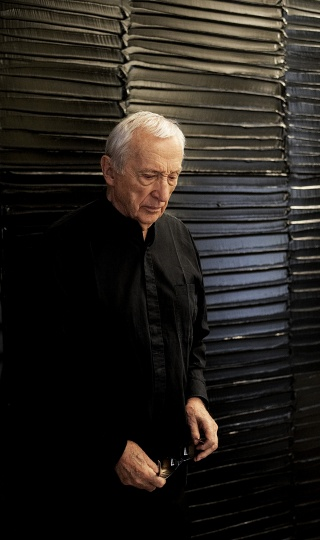 Soulages Archives, 2014 Photo: © Vincent Cunillère