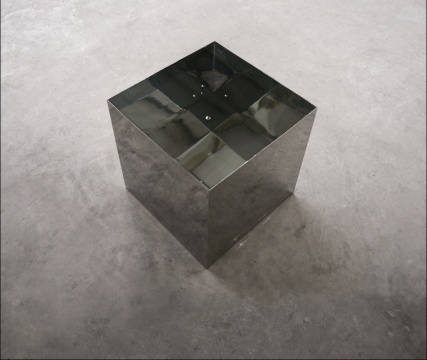 《看!看!》,李勇政,装置,50×5O×50cm,2013