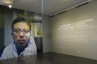 """刘小东影像展""""儿时的朋友都胖了""""上海民生现代美术馆开幕,陈丹青,刘小东,喻红,王璜生"""