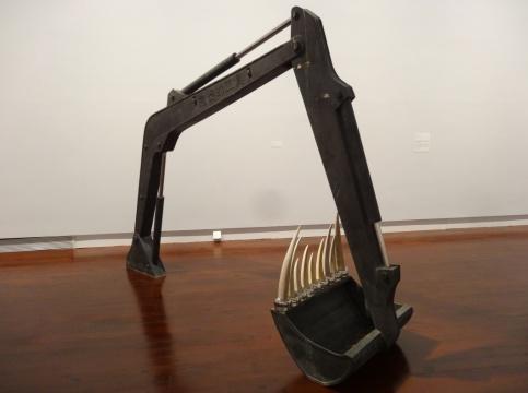 卢昊《建设的工具》,6展厅