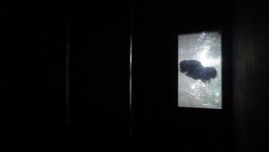 冯冰伊 《再见,米斯瑞》四屏幕影像装置 屏幕尺寸可变2014