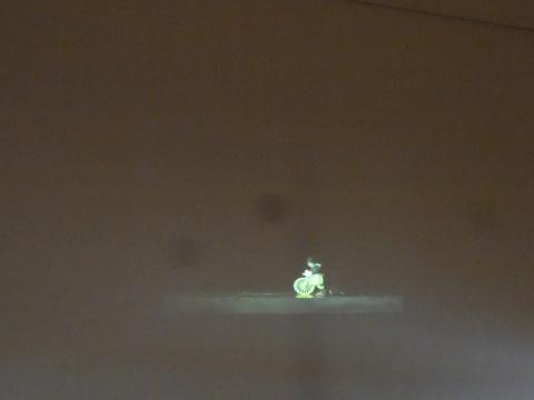 张永和《第三警察局》多媒体影像装置 尺寸可变 2014