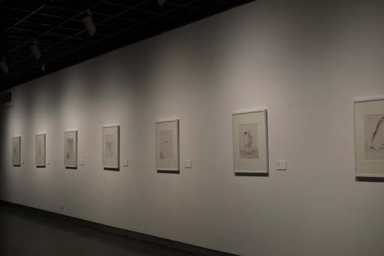 武艺 最新作品《春组画系列》