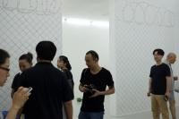 """东莞本地艺术家李景湖  在京首个个展""""效率就是生命"""",魔金石空间,李 景湖"""