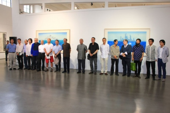 释放水墨未来 亚洲艺术中心首推水墨