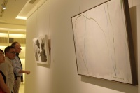 一种来自中国的抽象自然主义  齐聚筑中美术馆,尚扬,谭平,梁铨,马树青,夏可君