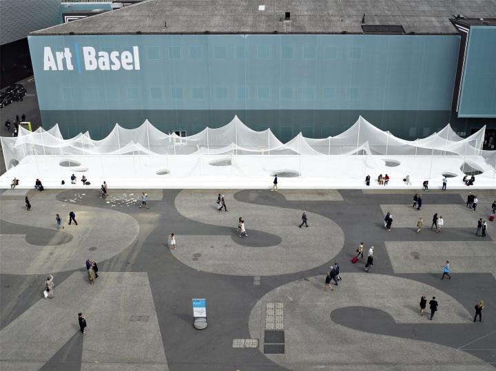Art Basel,Photo:Daniela & Tonatiuh