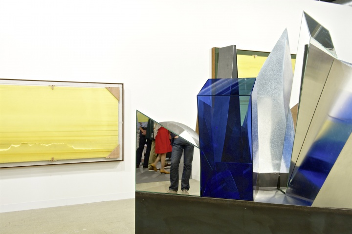 长征空间的刘韡个展 Courtesy:Art Basel