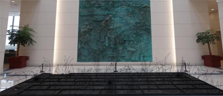 中国雕塑学会青年推介计划第二季:翼,常熟美术馆展览现场
