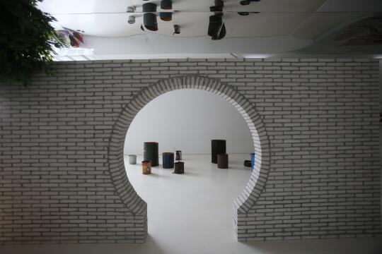 源计划建筑工作室《美术馆,街市》建筑介入2014